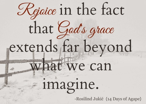 God's Grace.....